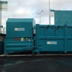 Perscontainer type SP 2000 XL